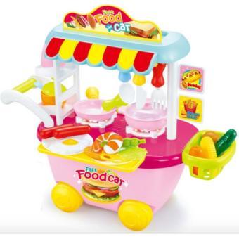 Bộ đồ chơi nấu ăn 34 chi tiết cao cấp