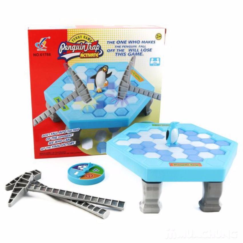 Hình ảnh Bộ đồ chơi phá băng bẫy chim cánh cụt.