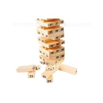 Bộ đồ chơi rút gỗ WOOD TOYS loại lớn