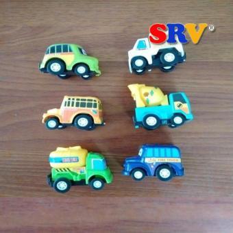 Bộ đồ chơi xe ô tô mini 6 món cho bé yêu - 8352622 , NO007TBAA94K5TVNAMZ-18037237 , 224_NO007TBAA94K5TVNAMZ-18037237 , 84000 , Bo-do-choi-xe-o-to-mini-6-mon-cho-be-yeu-224_NO007TBAA94K5TVNAMZ-18037237 , lazada.vn , Bộ đồ chơi xe ô tô mini 6 món cho bé yêu