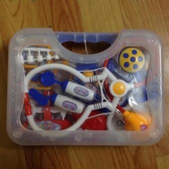 Bộ đồ valy bác sĩ, trò chơi bé tập làm bác sĩ, Doctor Play Set NNN