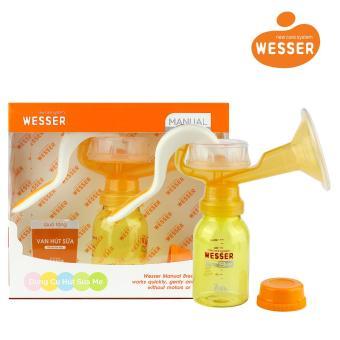Bộ dụng cụ hút sữa bằng tay Wesser ( Màu cam) - 8836625 , WE602TBAA1QID3VNAMZ-2904481 , 224_WE602TBAA1QID3VNAMZ-2904481 , 450000 , Bo-dung-cu-hut-sua-bang-tay-Wesser-Mau-cam-224_WE602TBAA1QID3VNAMZ-2904481 , lazada.vn , Bộ dụng cụ hút sữa bằng tay Wesser ( Màu cam)