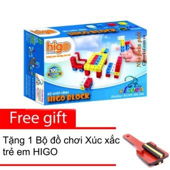 Bộ ghép hình HIGO BLOCK +Tặng Bộ đồ chơi Xúc xắc trẻ em - 10249079 , HI610TBAA43J8FVNAMZ-7407999 , 224_HI610TBAA43J8FVNAMZ-7407999 , 240000 , Bo-ghep-hinh-HIGO-BLOCK-Tang-Bo-do-choi-Xuc-xac-tre-em-224_HI610TBAA43J8FVNAMZ-7407999 , lazada.vn , Bộ ghép hình HIGO BLOCK +Tặng Bộ đồ chơi Xúc xắc trẻ em