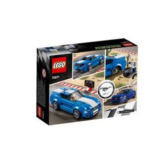 Bộ ghép Hình Xe Đua Ford Mustang Gt LEGO 75871 - 8245512 , LE653TBAA15Y5PVNAMZ-1713016 , 224_LE653TBAA15Y5PVNAMZ-1713016 , 719000 , Bo-ghep-Hinh-Xe-Dua-Ford-Mustang-Gt-LEGO-75871-224_LE653TBAA15Y5PVNAMZ-1713016 , lazada.vn , Bộ ghép Hình Xe Đua Ford Mustang Gt LEGO 75871