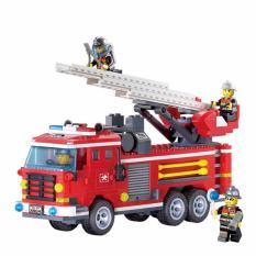 Giá Bộ Lego xếp hình Cảnh sát cứu hỏa
