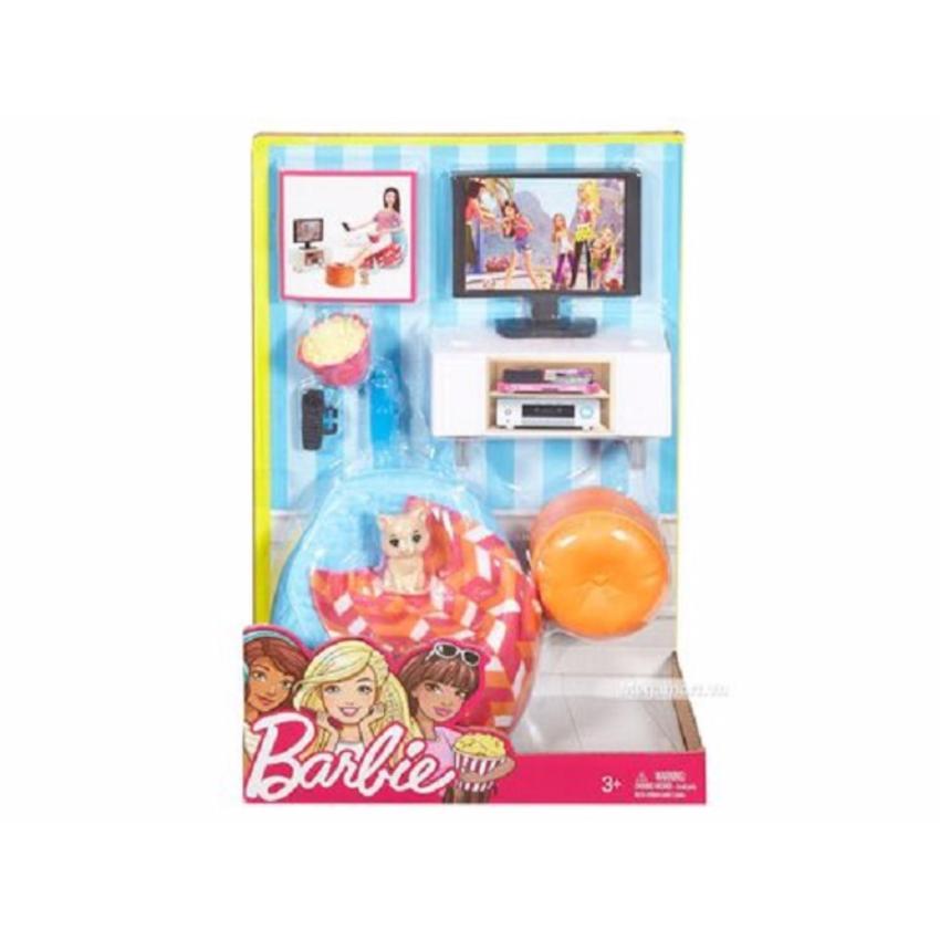 Hình ảnh bộ nội thất búp bê barbie