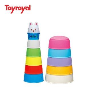 Bộ xếp tháp Thỏ con Toyroyal 4903447085301 - 8791811 , TO917TBAA5O12TVNAMZ-10392090 , 224_TO917TBAA5O12TVNAMZ-10392090 , 350000 , Bo-xep-thap-Tho-con-Toyroyal-4903447085301-224_TO917TBAA5O12TVNAMZ-10392090 , lazada.vn , Bộ xếp tháp Thỏ con Toyroyal 4903447085301