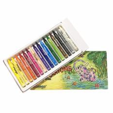 Bút sáp màu Mango Crayons 16 màu