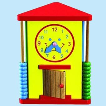 C572: Đồ chơi đồng hồ tam giác ETIC