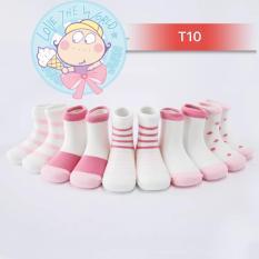 Trang bán Combo 5 đôi tất siêu kute cho bé T10