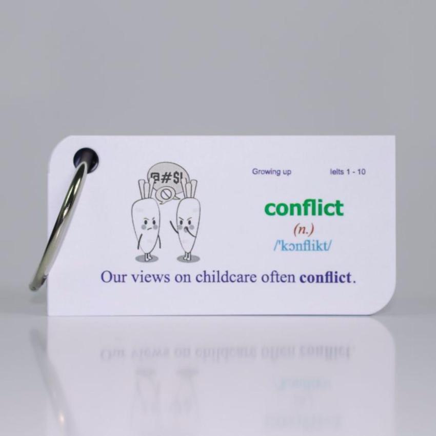 Hình ảnh COMBO trọn bộ KatchUp Flashcard IELTS - Best Quality (C02B)