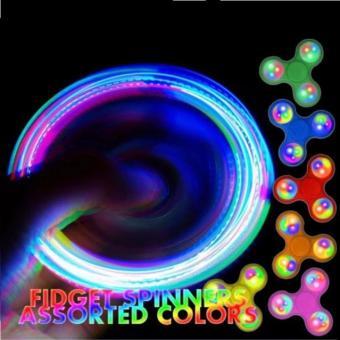 Con quay 03 cánh FIDGET SPINNER ĐÈN LED (Siêu khuyến mại) - 8640018 , OE680TBAA3WM5FVNAMZ-6993181 , 224_OE680TBAA3WM5FVNAMZ-6993181 , 60000 , Con-quay-03-canh-FIDGET-SPINNER-DEN-LED-Sieu-khuyen-mai-224_OE680TBAA3WM5FVNAMZ-6993181 , lazada.vn , Con quay 03 cánh FIDGET SPINNER ĐÈN LED (Siêu khuyến mại)