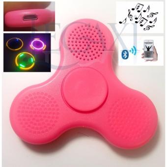 Con Quay 1 TIẾNG Hand Spinner ĐÈN LED - SẠC CỔNG USB - HÁT NHẠCBLUETOOTH LGX010