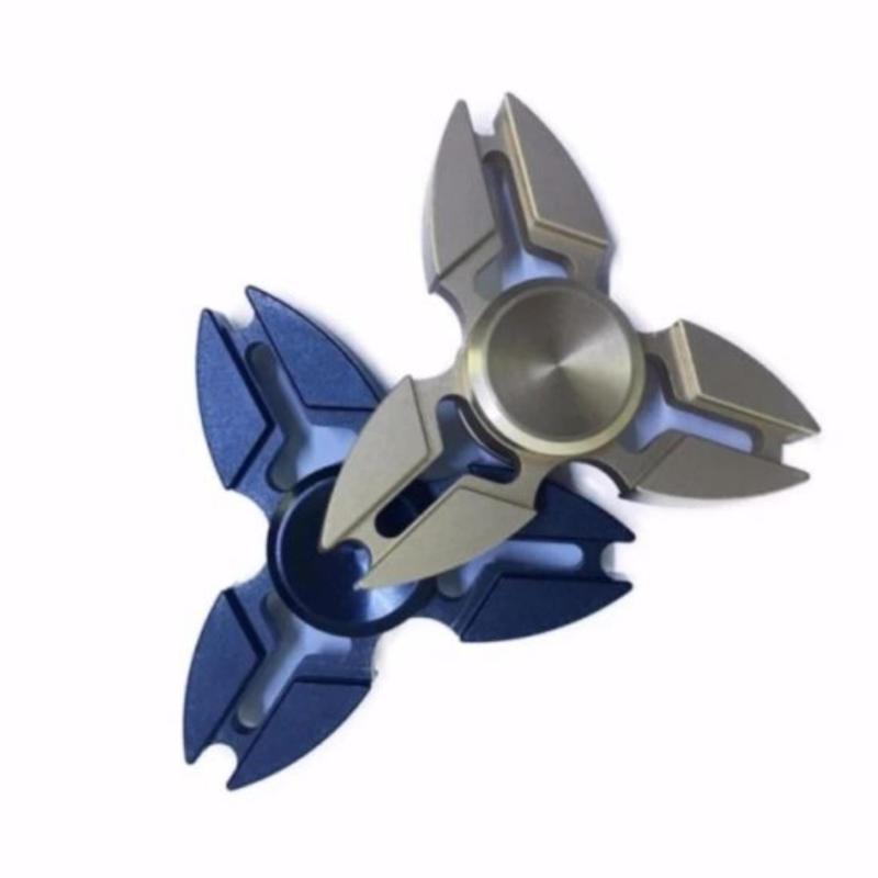 Con quay Fidget Spinner 3 cánh phi tiêu cực chất