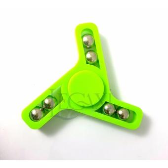 Con Quay Hand Fidget Spinner 3 cánh 6 bi 2 Kiểu chơi 90-120 giâyLegaxi HS40