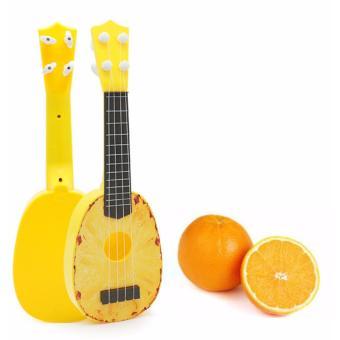 Đàn Guitar hình hoa quả cho bé (Hình quả dứa)