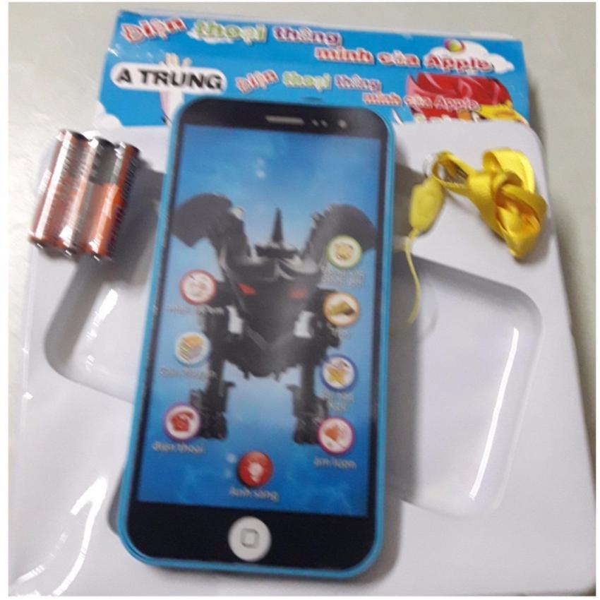 Hình ảnh Điện thoại thông minh của Apple đồ chơi cảm ứng cho bé học tập