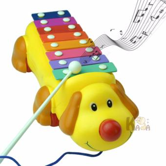Đồ chơi đàn gõ Xylophone hình con chó