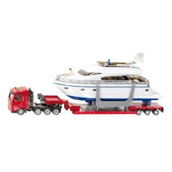 Đồ chơi xe tải chở du thuyền SIKU 1849 - 8735142 , SI592TBBC53ZVNAMZ-949462 , 224_SI592TBBC53ZVNAMZ-949462 , 679000 , Do-choi-xe-tai-cho-du-thuyen-SIKU-1849-224_SI592TBBC53ZVNAMZ-949462 , lazada.vn , Đồ chơi xe tải chở du thuyền SIKU 1849