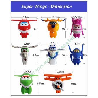 Đội bay siêu đẳng super wings - Jerome cuồng phong