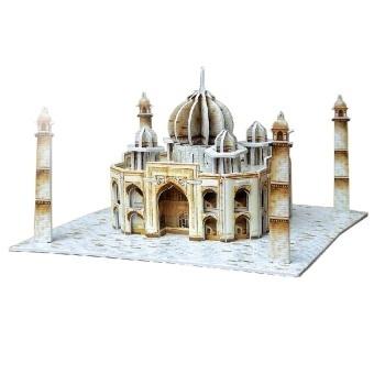 Eduzle Jigsaw Mini India Taj Mahal Diy Toy - intl - 8656108 , OE680TBAA8WT25VNAMZ-17492478 , 224_OE680TBAA8WT25VNAMZ-17492478 , 377000 , Eduzle-Jigsaw-Mini-India-Taj-Mahal-Diy-Toy-intl-224_OE680TBAA8WT25VNAMZ-17492478 , lazada.vn , Eduzle Jigsaw Mini India Taj Mahal Diy Toy - intl