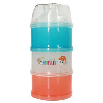 Farlin - Hộp chia sữa bột 3 ngăn BF-180A - 10238231 , FA534TBAA2UYTCVNAMZ-4931329 , 224_FA534TBAA2UYTCVNAMZ-4931329 , 188000 , Farlin-Hop-chia-sua-bot-3-ngan-BF-180A-224_FA534TBAA2UYTCVNAMZ-4931329 , lazada.vn , Farlin - Hộp chia sữa bột 3 ngăn BF-180A