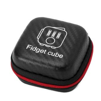 Đánh Giá Fashion Portable Outdoor Storage Bag Travel Shock-proof Case Box Organizer for Fidget Cube Relieves Stress Anxiety – intl