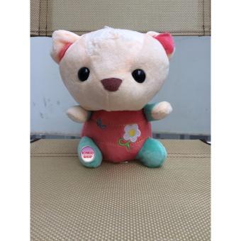 Gấu bông Teddy Cao Cấp nhỏ Cao 20cm