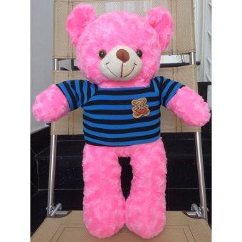 Gấu Bông Teddy Cao Cấp Size 50Cm Vnxk(Kem) - 2