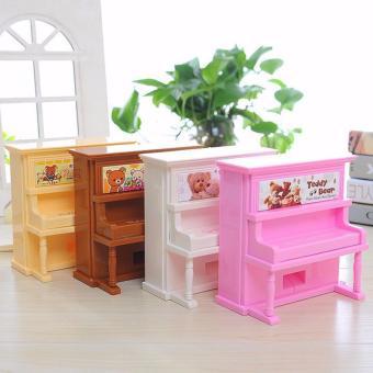 Hộp đàn Piano mini đáng yêu (Màu ngẫu nhiên)