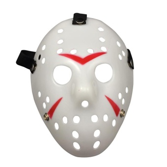 leegoal Friday Jason Mask Halloween Party Horror Funny Cosplay Face Mask - intl