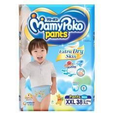 Giá Sốc Mamypoko XXL38 – Tã quần dành cho bé trai