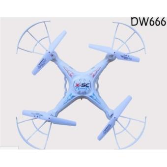 Máy bay điều khiển từ xa Flycam X5C-1 ( không camera)