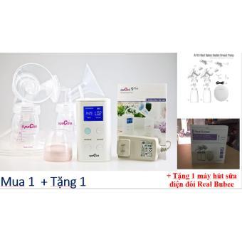 Máy hút sữa điện đôi spetra 9plus + Tặng 1 máy hút sữa điện đôi real bubee - 8754196 , SP594TBAA5JYB0VNAMZ-10194933 , 224_SP594TBAA5JYB0VNAMZ-10194933 , 3580000 , May-hut-sua-dien-doi-spetra-9plus-Tang-1-may-hut-sua-dien-doi-real-bubee-224_SP594TBAA5JYB0VNAMZ-10194933 , lazada.vn , Máy hút sữa điện đôi spetra 9plus + Tặng 1 m