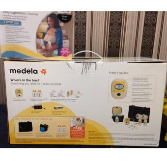 Máy hút sữa Medela Freestyle bản đầy đủ + Tặng voucher áo hút sữa Medela