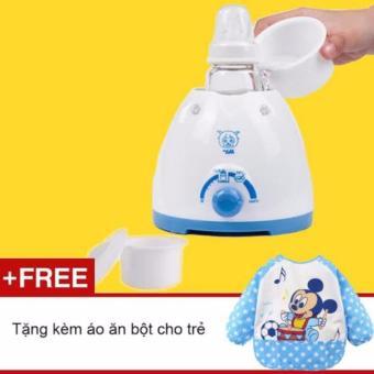 Máy ủ sữa và hâm cháo, bột cho bé GocgiadinhVN + Tặng áo ăn dặm - 8148106 , FA988TBAA4MNHZVNAMZ-8509954 , 224_FA988TBAA4MNHZVNAMZ-8509954 , 230000 , May-u-sua-va-ham-chao-bot-cho-be-GocgiadinhVN-Tang-ao-an-dam-224_FA988TBAA4MNHZVNAMZ-8509954 , lazada.vn , Máy ủ sữa và hâm cháo, bột cho bé GocgiadinhVN + Tặng áo ăn