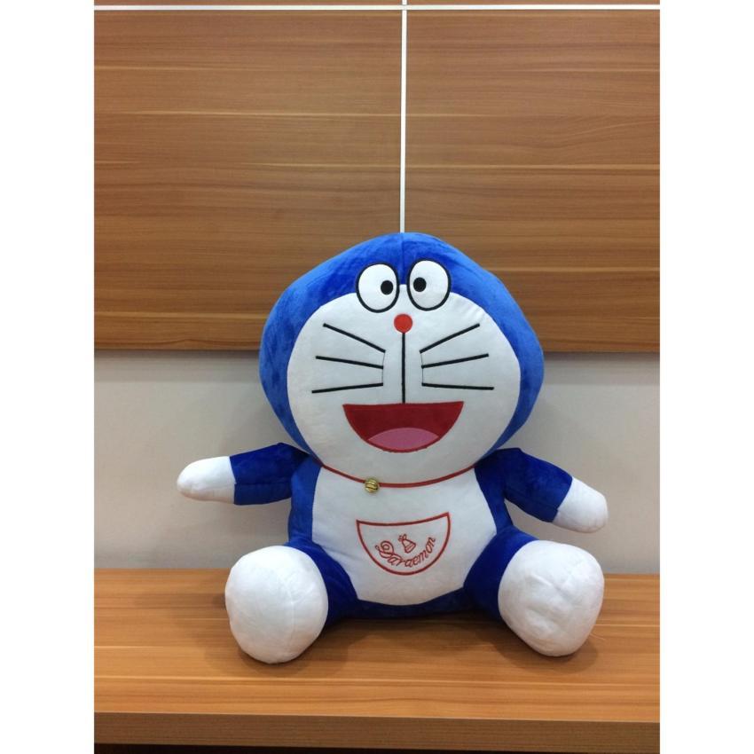 Hình ảnh Mèo bông Doremon size L hàng VNXK