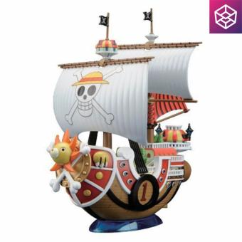 Mô hình lắp ráp Model Kits One Piece Thousand-Sunny