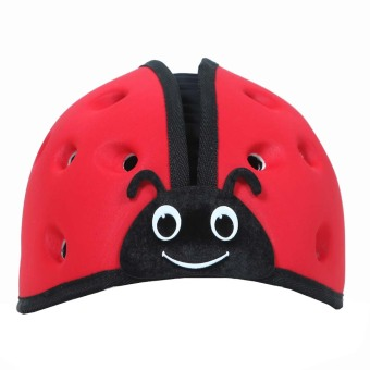 Mũ bảo hiểm trẻ em MumGuard (Đỏ)