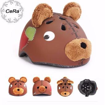 Mũ Bảo Hiểm Trẻ Em Xuất Khẩu Corsa An Toàn Size M - CeRa shop