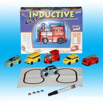 Ô tô đồ chơi cảm ứng chạy theo nét bút vẽ