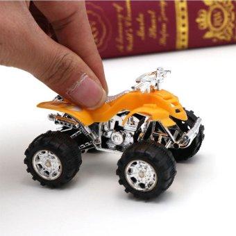 Plastic Racing Motorcycle Motorbike Racer Vehicle Toy - intl