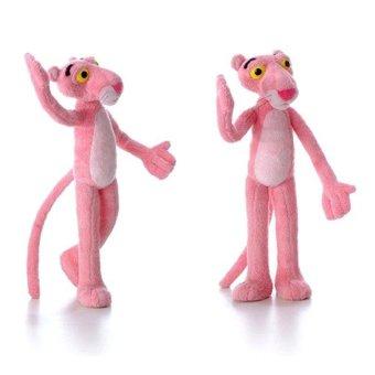 Plush Bendable Pink Panther - intl