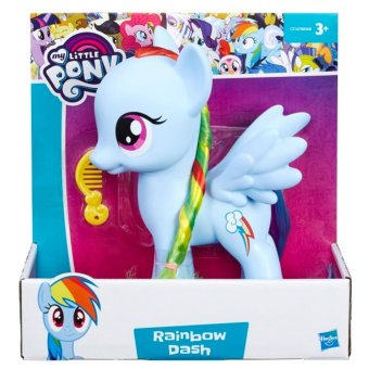 Pony Lớn - Cầu Vồng