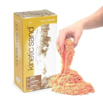 RHS Kinetic Sand Kids Children Toys 1kg (Orange) - intl
