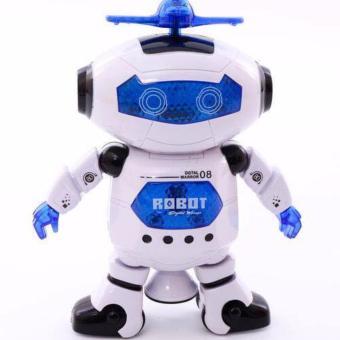 Robot biết nhảy và xoay 360 độ