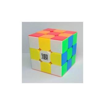 Rubik Trơn 3X3x3 Kungfu Longyuan Stickerless