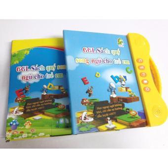 Sách điện tử song ngữ Anh - Việt cho trẻ emv