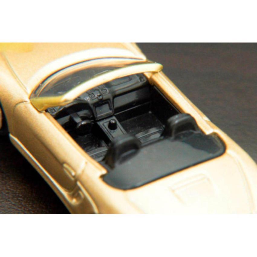 Hình ảnh Siêu Xe Ô Tô Mô Hình Tomica Porsche Boxster - Màu Gold