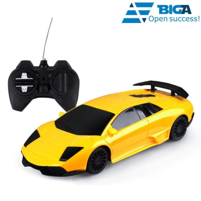Hình ảnh Siêu Xe Thể Thao F1 Điều Khiển Từ Xa Dream Toy - FX01 (Vàng/Cam)